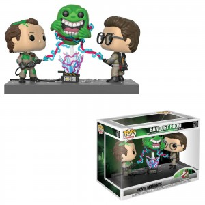 "Funko POP Movies Ghostbusters 730 Banquet Room ""Movie Moments"""
