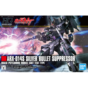 Bandai Gunpla High Grade HGUC 1/144 Silver Bullet Suppressor