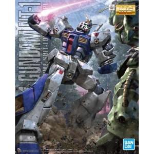 Bandai Gunpla Master Grade MG 1/100 Gundam NT-1 Ver2.0