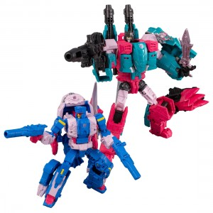Takaratomy Transformerse Generation Select King Poseidon/Piranacons Wave 1: Snaptrap & Skalor TTmall Exclusive
