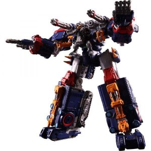 Takaratomy Diaclone Reboot: DA-14 Big Powered