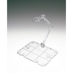 Stage Act 4 Human Display Stand Clear (Set di 2)