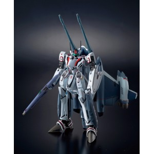GE-50 Macross Frontier VF-25F Messiah Alto Custom W/Tornado Booster Pack + Powered Parts