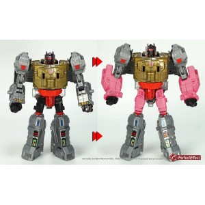 Perfect Effect PC-23 Upgrade Set for Power Of The Prime Vulcanicus Combiner