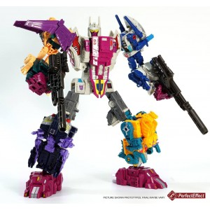 Perfect Effect PC-24 Upgrade Set for Power Of The Prime Abominus Combiner