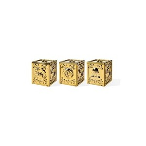 Gold Cloth Box Appendix Tamashii Web Vol.2:  Cancro, Leone, Vergine