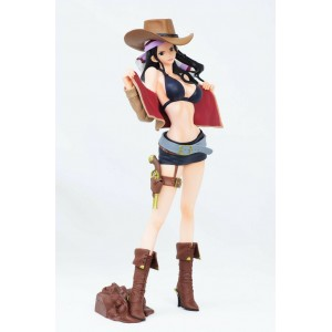 Banpresto One Piece Flag Diamond Ship Nico Robin
