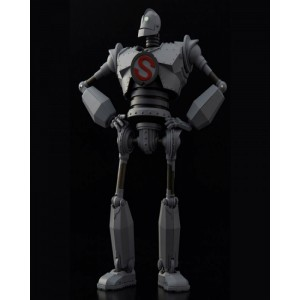 Sentinel Riobot The Iron Giant Battle Mode