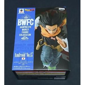 Banpreso Dragonball Z BWFC Android No.17 C17