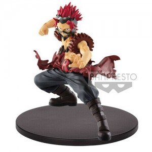 Banpresto My Hero Academia The Amazing Heroes Vol.4 Kirishima Eijiro