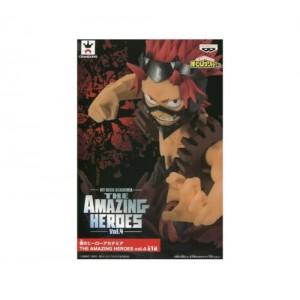 Banpresto My Hero Academia Amazing Heroes Vol.4 Kirishima Eijiro