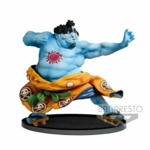 Banpresto One Piece BWFC Jimbe