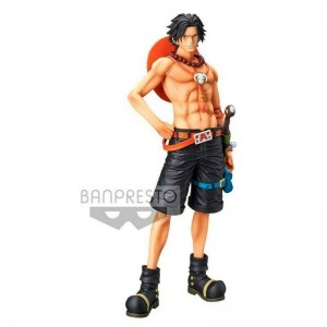 Banpresto One Piece Grandista Portgas D Ace