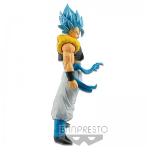 Banpresto Dragonball Super Grandista Gogeta Super Saiyan God 'Movie Version'