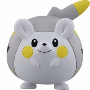 Takaratomy Pokemon Moncolle EMC_06 Togedemaru