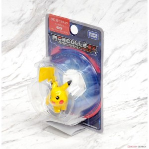 Takaratomy Pokemon Moncolle EMC_08 Pikachu Battle Pose