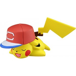 Takaratomy Pokemon Moncolle EMC_25 Pikachu Alola Cap Version
