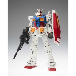 Bandai Metal Composite GFF-1017 Gundam RX-78-2 40TH Anniversary Edition