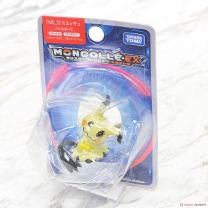 Takaratomy Pokemon Moncolle EMC_29 Mimikyu Battle Pose