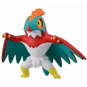 Takaratomy Pokemon Moncolle MC_038 Hawlucha