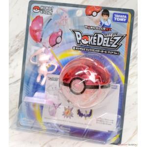 Takaratomy Pokemon Moncolle Pokedel-Z Mewtoo With Pokeball