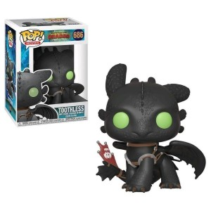 Funko POP Movies Dragon Trainer 686 Toothless