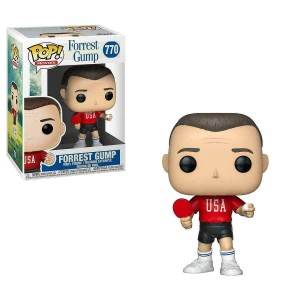 Funko POP Movies 770 Forrest Gunmp Ping Pong
