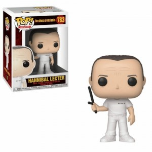 Funko POP Movies The Silence Of The Lambs 787 Hannibal Lecter