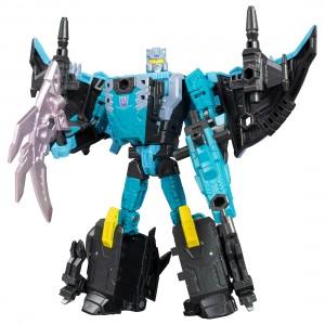 Takaratomy Transformerse Generation Select King Poseidon/Piranacons Wave 2:  Lobclaw & Kraken TTmall Exclusive