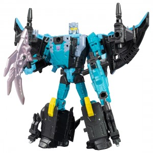 Takaratomy Transformerse Select King Poseidon/Piranacons Wave 2:  Lobclaw & Kraken TTmall Exclusive