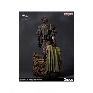 Gecco 1/6 Dead by Daylight, The Wraith Premium Statue