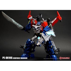 Perfect Effect PE-DX10G GODFORCE WARRIOR Aka God Ginrai