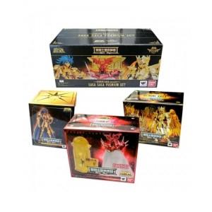 Bandai Saint Seiya Myth Cloth Saga Gemelli Soul Of Gold EX Premium