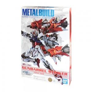 Bandai Metal Build Gunbarrel Striker Tamashii Web Exclusive