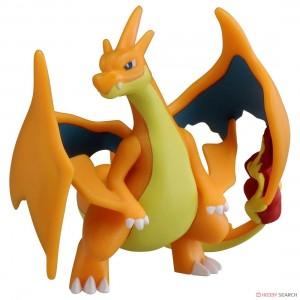 Takaratomy Pokemon Moncolle ESP_09 Mega Charizard Y
