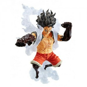 Banpresto One Piece King Of The Artist Luffy Gear 4Th Snakeman