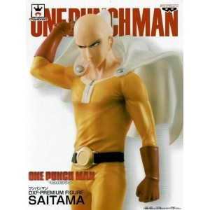 Banpresto The One Punch Man DXF Premium Figure Saitama