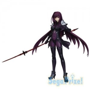 SEGA Fate/Extella Link SPM Series Lancer Scathach Figure