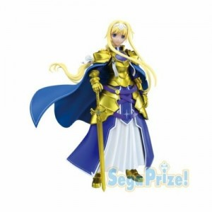 SEGA Sword Art On Line 3 Alization ALICE LPM Figure