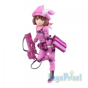 SEGA SWORD ART ONLINE ALTERNATIVE GUN GALE GGO LLENN 18 CM DESERT BULLET VERSION 1