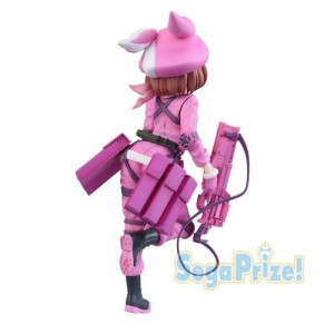 SEGA SWORD ART ONLINE ALTERNATIVE GUN GALE LLENN 18 CM DESERT BULLET VERSION 1