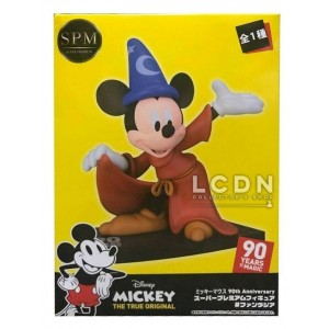 Sega Disney Super Premium Figure Fantasia Mickey Mouse Topolino