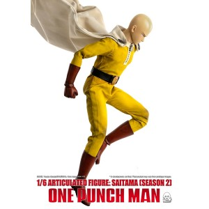 Threezero 1/6 The One Punch Man(Season 2) Saitama DLX Version