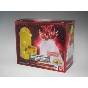 Bandai Saint Seiya Myth Cloth Arles Pope + Soul of Gold Premium Box