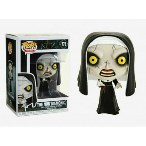 Funko POP Movies The Nun 776 The Nun(Demonic)