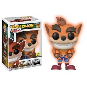 Funko POP Games Crash Bandicoot 273 Crash Bandicoot GITD