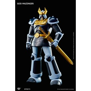 KING ARTS DIECAST FIGURE SERIES DFS073 GOD MAZINGER
