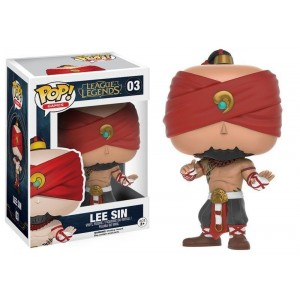 Funko POP Games League of Legend 03 Lee Sin