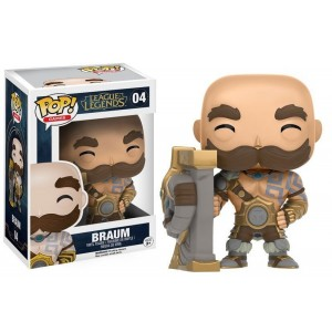 Funko POP Games League of Legend 04 Braum