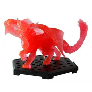 Capcom Monster Hunter Figure Builder Teostra Clear Version